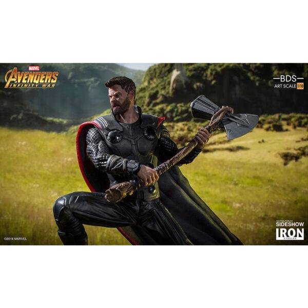 اکشن فیگور ثور جنگ ابدیت Action figure Thor Infinity war