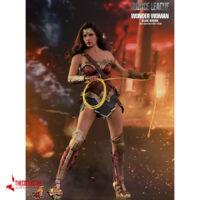 اکشن فیگور واندر وومن جاستایس لیگ برند هات تویز Action Figure Wonder Woman Justice League Hot Toys