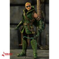 اکشن فیگور گرین اررو مزکو تویز Action Figure Green Arrow Mezco Toys