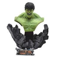 اکشن فیگور هالک نیم تنه برند ایژوبی تویز Hulk Jump Ezhobi toys
