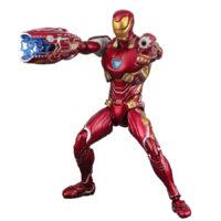 اکشن فیگور آبرون من ام-کا ۵۰ برند تاماشی Action Figure Ironman MK50 Tamashi