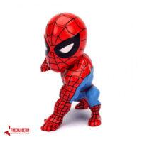 فیگور آهنی اسپایدرمن کلاسیک Metals Marvel Spiderman Classic 4 Figure