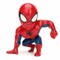 """فیگور فلزی 15 سانتی جادا Jada اسپایدرمن Metals Marvel Spiderman Classic 6"""" Figure"""