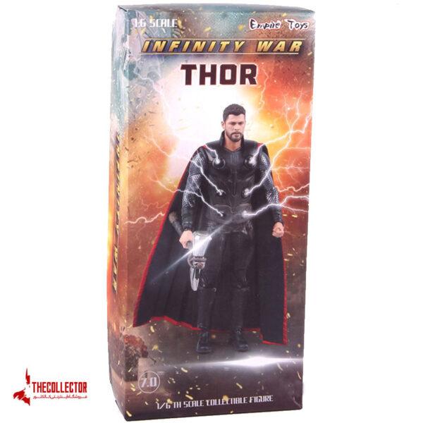 اکشن فیگور ثور برند امپایر تویز سری اونجرز جنگ ابدیت Action Figure Thor Empire Toys Series Avengers Infinity war
