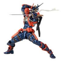 اکشن فیگور دث استروک کایودو Action Figure Deathstroke Kaiyodo
