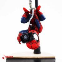 فیگور اسپایدرمن عکاس برند کیو فیگ Figure Spiderman brand Q Fig