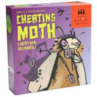 بازی فکری پشه خیانتکار Cheating Moth