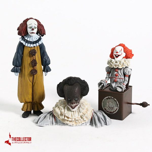 فیگور پنی وایز IT سری فیلم های ترسناک ایت