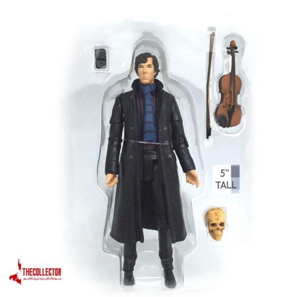 اکشن فیگور شرلوک هولمز