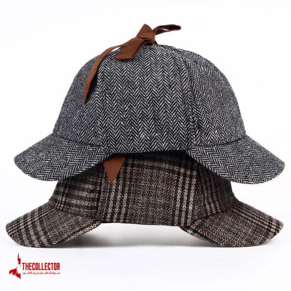 کلاه شرلوک هولمز برند Voron