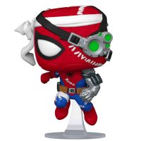 cyborg spider man