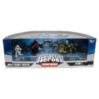 galactic heroes speeder Vader's bounty hunters
