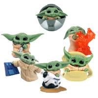 Baby Yoda Mini Figure