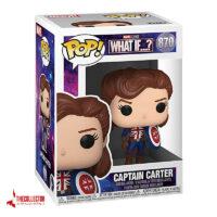 فانکو پاپ کاپیتان کارتر سریال ?...What If